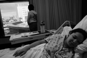 Waiting in the Hospital